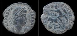 Ancient Coins - Constantius II AE17