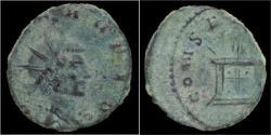 Ancient Coins - Divo Claudius II Gothicus AE antoninianius