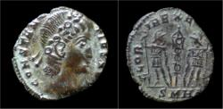 Ancient Coins - Constantius II follis