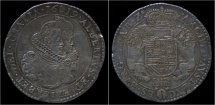 World Coins - Southern Netherlands Brabant Albrecht & Isabella ducaton 1619