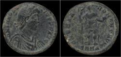 Ancient Coins - Theodosius I AE21.
