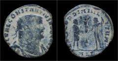 Ancient Coins - Constantius I AE19