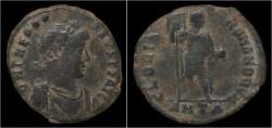Ancient Coins - Theodosius I AE22.