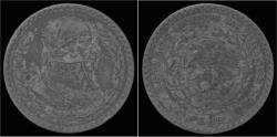 World Coins - Mexico 1 peso 1961.