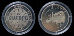 World Coins - Europa medaillon 1998