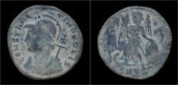 Ancient Coins - Constantinopolis AE follis