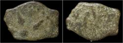 Ancient Coins - Judaea Alexander Jannaeus AE prutah