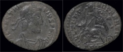 Ancient Coins - Constantius II AE19