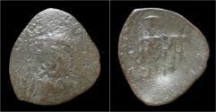 Ancient Coins - Manuel I Comnenus bronze trachy