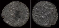 Ancient Coins - Constantius II AE16