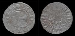 World Coins - Italy Venice Andrea Contarini AR tornesello no date.