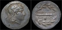 Ionia Herakleia ad Latmon AR tetradrachm