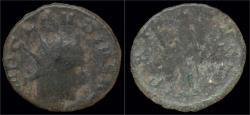 Ancient Coins - Claudius II Gothicus antoninianus Pax