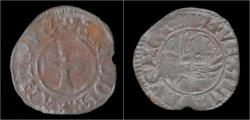 World Coins - Italy Venice Antonio Venier AR tornesello no date