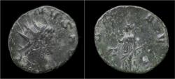 Ancient Coins - Gallienus billon antoninianus Pax standing left