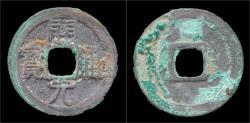 Ancient Coins - China Tang Dynasty AE cash Kai Yuan