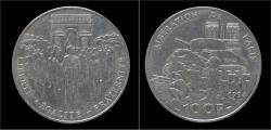 World Coins - France 100 FR 1994-Liberation de Paris