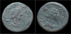 Ancient Coins - Mysia Germe AE16- semi-autonomous issue.