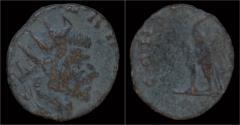 Ancient Coins - Divo Claudio AE antoninianus Consecratio