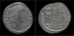 Ancient Coins - Constantius II AE15.