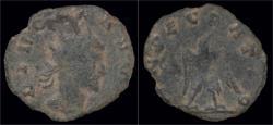 Ancient Coins - Divo Claudio antoninianus Consecratio