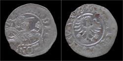 World Coins - Litauen (under Polish rule) Alexander I 1/2 groschen