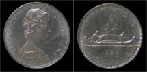 Canada 1 dollar 1968- voyageur
