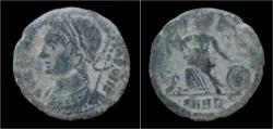 Ancient Coins - Constantinopolis AE follis.