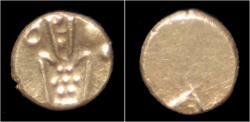 World Coins - India Dutch VOC company AV fanam
