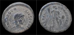 Ancient Coins - Theodosius I AE20