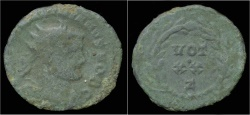 Ancient Coins - Maximian I AE antoninianus