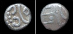 Ancient Coins - India Southern India AR fanam