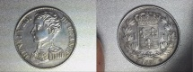 World Coins - silver 1 franc HENRI V 1831 Paris mint rare