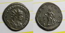 Ancient Coins - antoninianus maximianus bastien 192 1exemplar listed lyon mint ric unlisted