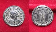 Ancient Coins - antoninianus antoninian tacitus VERY RARE BUST ric online 3419 ticinum mint ric UNLISTED