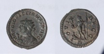 Ancient Coins - antoninianus diocletianus lyon mint b312 4 ex ric 27  rare