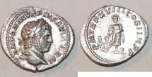 Ancient Coins - silver denarius for caracalla ric 251