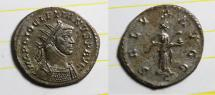 Ancient Coins - antoninianus diocletianus LYON mint bastien 396 3 exemplars listed ric UNLISTED
