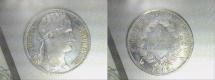 World Coins - silver 5 francs 1811 A Paris mint Napoleon I er