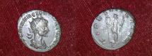Ancient Coins - antoninianus antoninian QUINTILLUS  Ric 52 rare