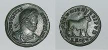 Ancient Coins - maiorina iulianus siscia ric 418 7,5gr
