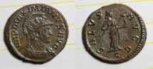 antoninianus maximianus bastien 411 5 ex ric 422 LYON mint