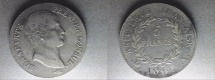 World Coins - silver 5 francs AN 12 A Paris mint Napoleon Bonaparte premier consul