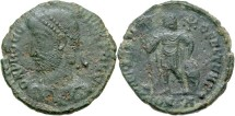Ancient Coins - Procopius 365-366. Æ 19mm. Constantinople mint.