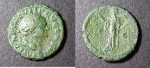 Ancient Coins - Vespasian-As-Spes