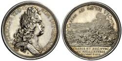 World Coins - Holy Roman Empire. Charles VI. 1711-1740. Medal.