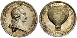 World Coins - Holy Roman Empire, Duchy of Milan. Joseph II. 1780-1790. Medal.