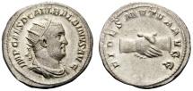 Ancient Coins - Balbinus. AD 238. Antoninianus.
