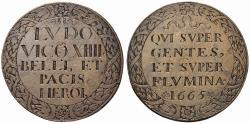 World Coins - FRANCE, Royal. Louis XIV . 1643–1715. Medal.