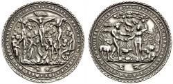 World Coins - Bohemia, Erzgebirge. 1560. Medal.